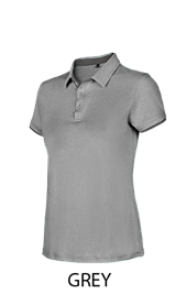 Polo Pitch Stone - Poloshirts - Et moderne look